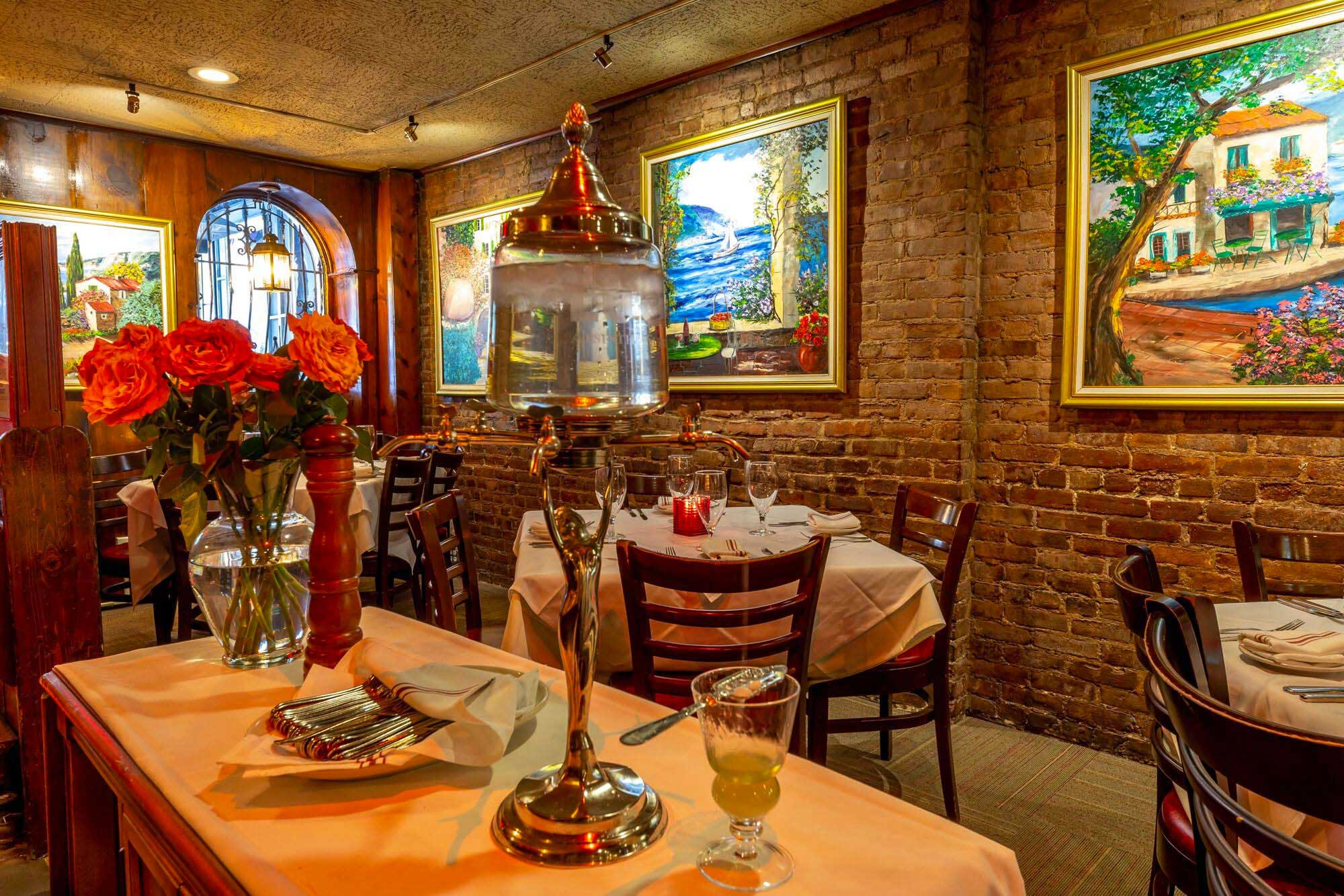 Le Rivage | French Restaurant NYC on